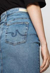 AG Jeans - ERIN - Jupe en jean - blue - 6