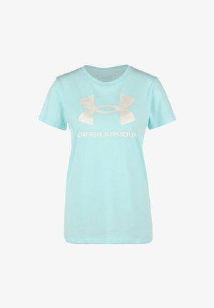 GRAPHIC - Camiseta estampada - blue