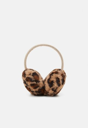 EARMUFFS LEO - Ear warmers - brown