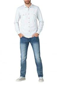 Timezone - Slim fit jeans - antique blue wash - 0