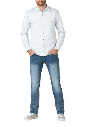 Slim fit jeans - antique blue wash