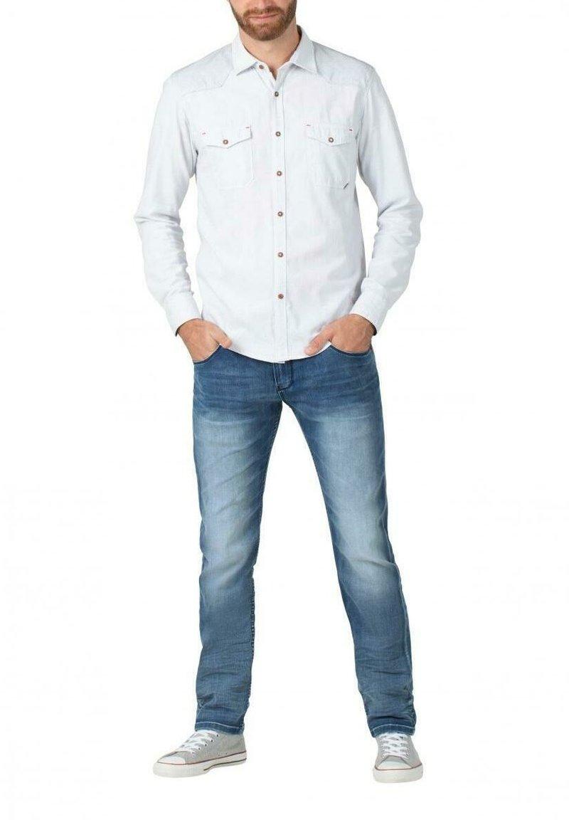 Timezone - Slim fit jeans - antique blue wash