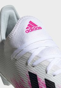 adidas Performance - 19.3 MULTI-GROUND BOOTS - Moulded stud football boots - white - 5