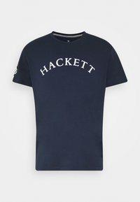 Hackett London - TEE - T-shirt med print - navy - 3