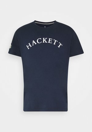 TEE - Camiseta estampada - navy