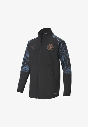 CITY STADIUM YOUTH  - Club wear - black-team light blue