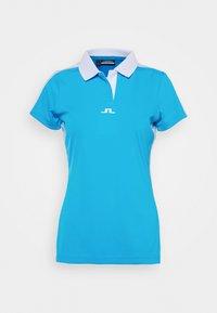 J.LINDEBERG - NOUR GOLF - Koszulka sportowa - ocean blue - 4
