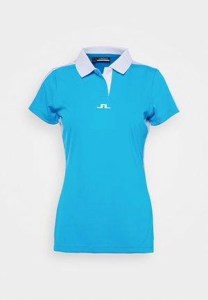 NOUR GOLF - Koszulka sportowa - ocean blue