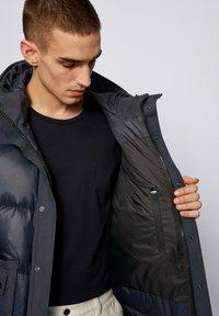 BOSS - DAKIL - Down jacket - dark blue - 4