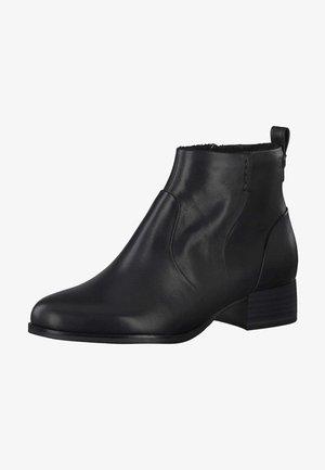 Kotníková obuv - black 1