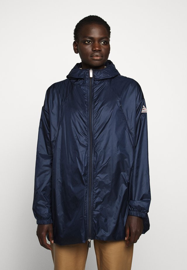 WATER REPELLENT AND WINDPROOF - Waterproof jacket - amiral