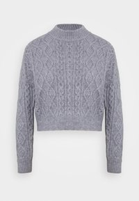 Fashion Union - CABBIE - Jumper - grey - 3