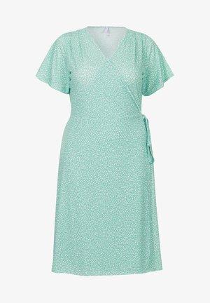 ETAM PLUS SANDY DRESS - Day dress - m.bright mint