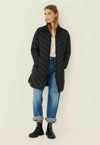 Part Two - OLILASAPW OTW - Winter coat - black - 1
