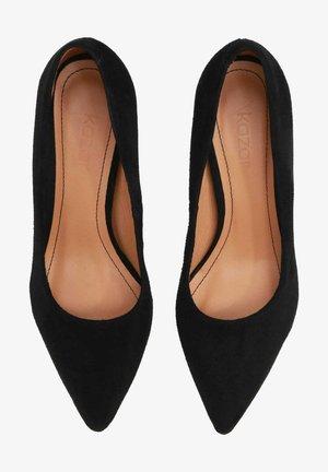 KARMIN - High heels - black