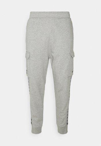 REPEAT CARGO PANT - Pantaloni sportivi - dark grey heather