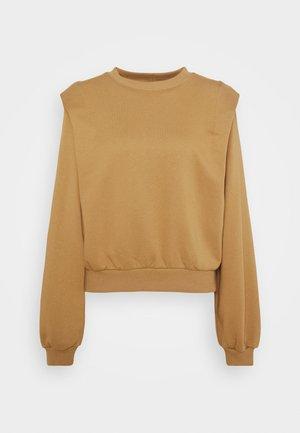 ENLIVERPOOL - Sweatshirt - tigers eye