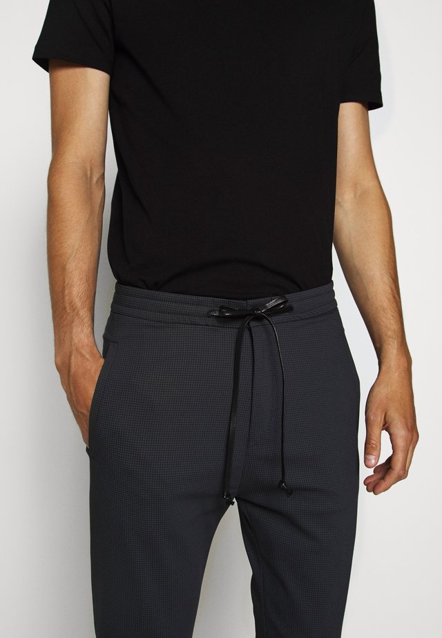 JEGER - Pantalon de costume - blau