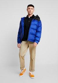 Carhartt WIP - LARSEN JACKET - Winter jacket - thunder blue/black - 1