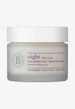 NIGHT CREAM - Pielęgnacja na noc - -