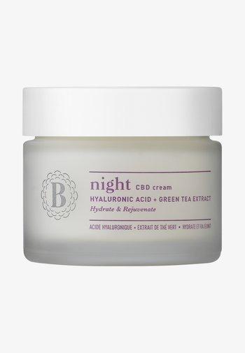 NIGHT CREAM - Night care - -