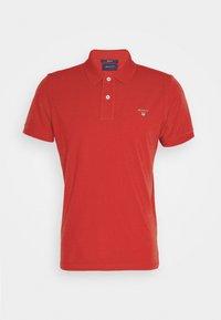 THE ORIGINAL RUGGER - Polo shirt - fiery red