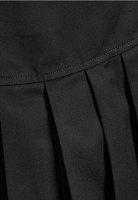 Next - Plisovaná sukně - black - 2
