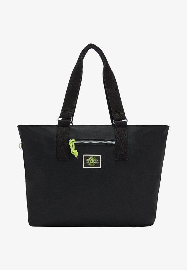 Shopping bag - valley black c