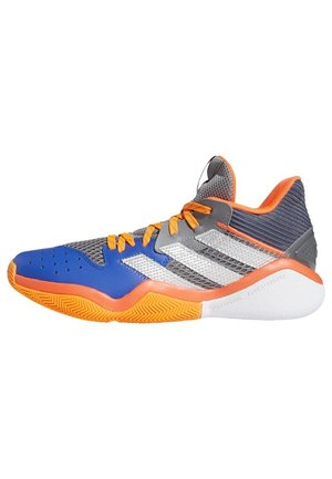 HARDEN STEPBACK SHOES - Basketball shoes - grey