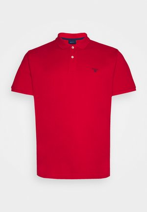 PLUS THE SUMMER RUGGER - Polotričko - bright red