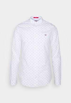 DOBBY SHIRT - Košile - white/multi