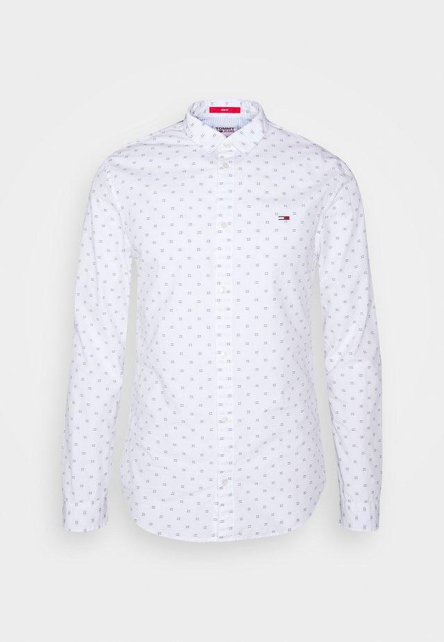 DOBBY SHIRT - Skjorter - white/multi