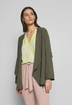 FRIPJUMP - Summer jacket - hedge