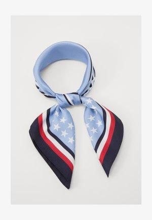 SIGNATURE BANDANA - Šátek - blue