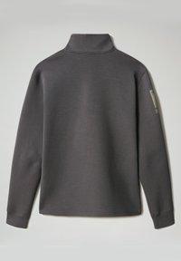 Napapijri - Sweatshirt - dark grey solid - 6