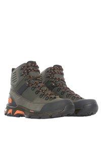 The North Face - M CRESTVALE FUTURELIGHT - Chaussures de marche - new taupe green/tnf black - 2