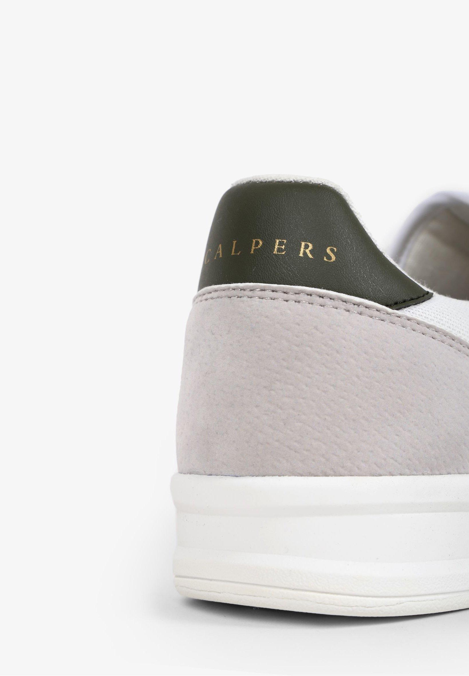 Scalpers SKULL - Sneaker low - white/weiß - Herrenschuhe E4MP9