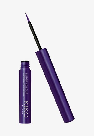 SUPER COLOUR EYELINER - Eyeliner - 110 pearly regal purple