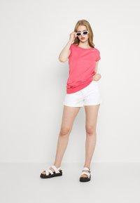 Ragwear - LESLY - Jednoduché triko - pink - 1