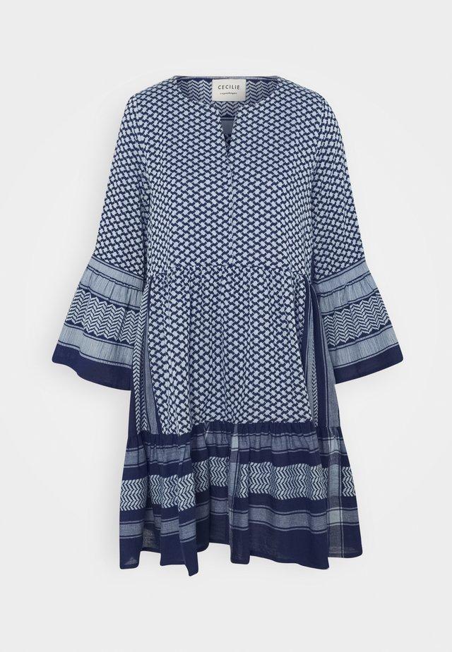 JULIA - Day dress - twilight blue