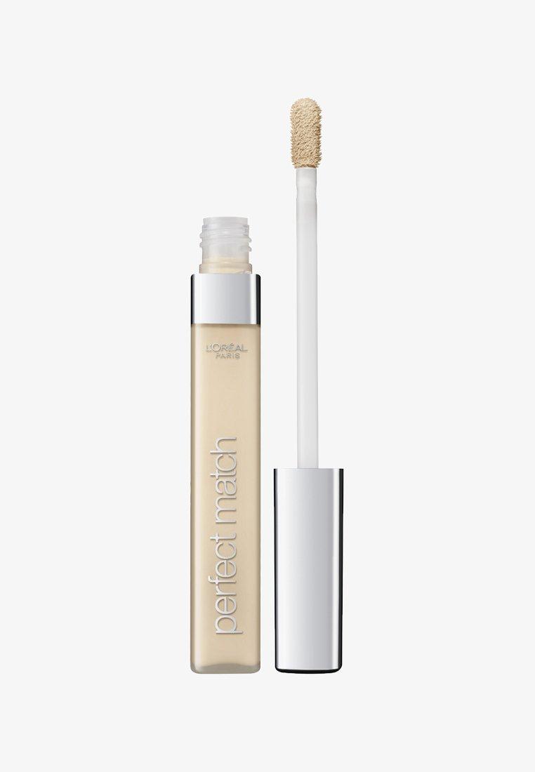 L'Oréal Paris - PERFECT MATCH CONCEALER - Concealer - 1n ivoire