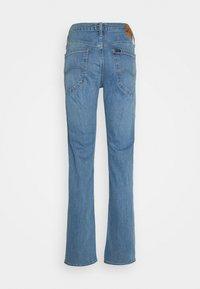 Lee - DAREN ZIP FLY - Jeans straight leg - light bluegrass - 5