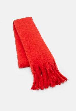 SOLID - Sjal / Tørklæder - red