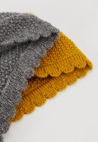 mint&berry - 2 PACK - Ohrenwärmer - dark grey/Yellow - 5