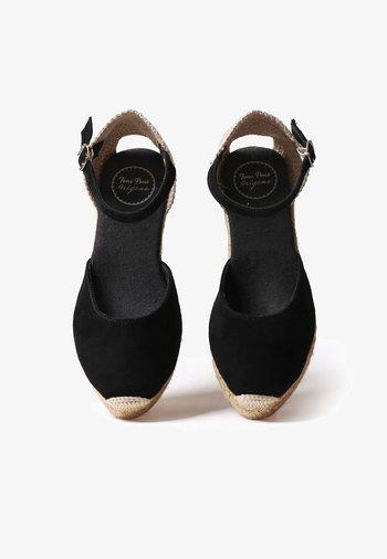 LLORET - Platform heels - black