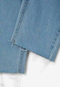 LMTD - HIGH WAIST  - Jeans Slim Fit - light blue denim - 3