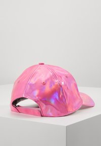 Hype - CAP - PINK HOLO DAD - Cap - pink - 3