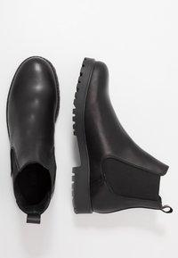 Zign - Kotníkové boty - black - 1