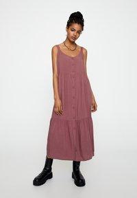 PULL&BEAR - Day dress - rose - 0