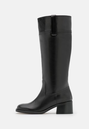 Stivali alti - black sierra